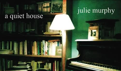 Post image for Live Video Stream: Julie Murphy Album Launch: A Quiet House