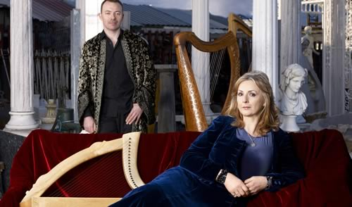 Post image for Moya Brennan & Cormac De Barra: Voices & Harps